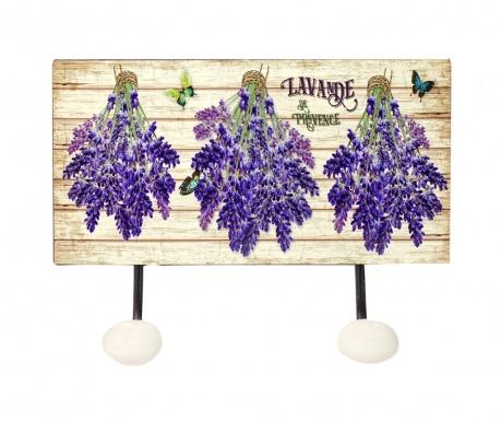 Věšák Lavender Bouquet