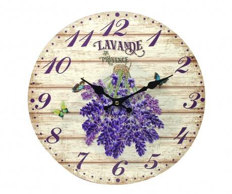Wall clock Lavande