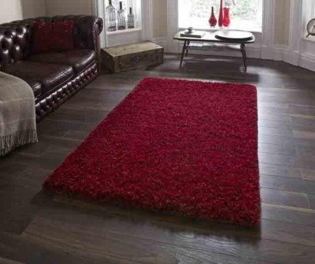 Koberec Amazon Red