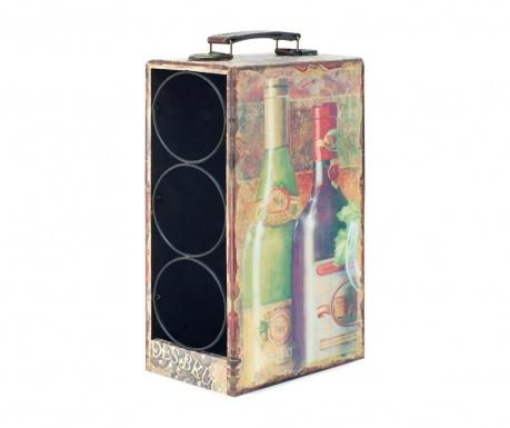 Wine bottle holder Chianti