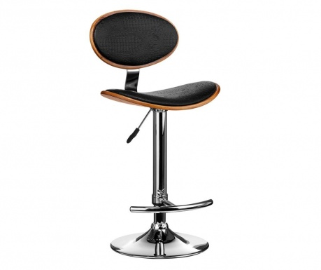 Bar stool Barrett Black