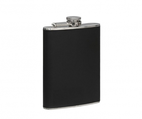Flask Chic Black 227 ml