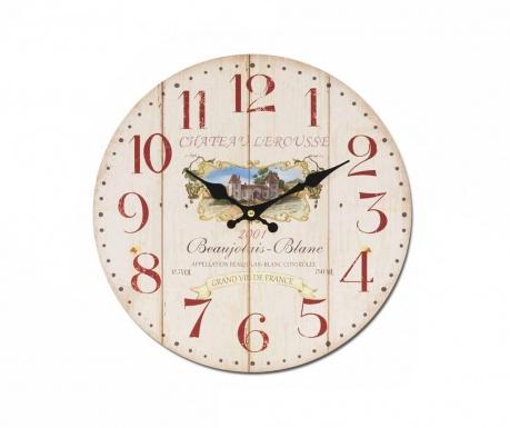 Nástenné hodiny Grand Vin