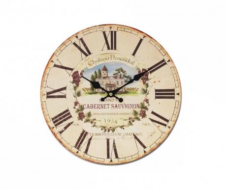 Wall clock Beausoleil