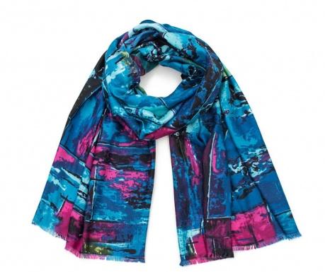 Šátek Elnora 68x186 cm