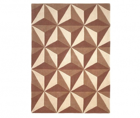 Dywan Chroma Perspective Brown Beige