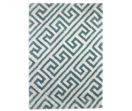 Dywan Royal Nomadic Maze Cream Blue 120x170 cm