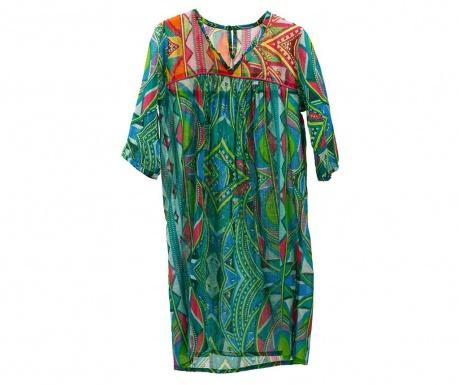 Sukienka plażowa Kurta Green