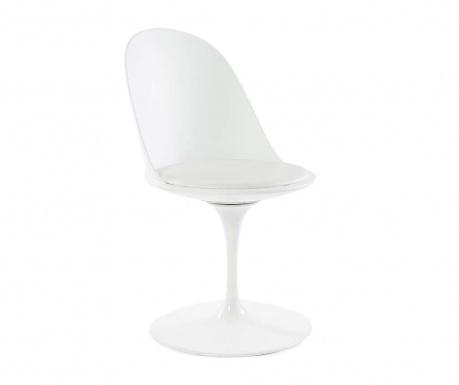 Rotating chair Granada White
