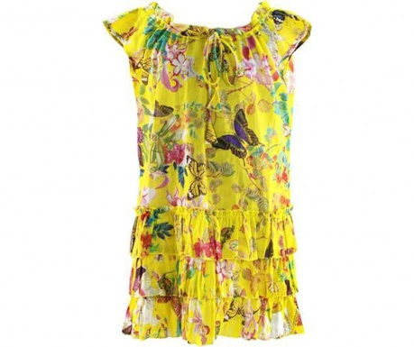 Dress Sky Yellow