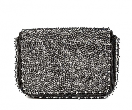 Envelope bag Silver Upper