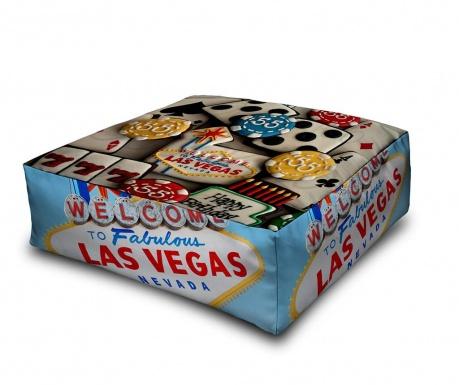 Podlahový polštář Las Vegas 60x60 cm