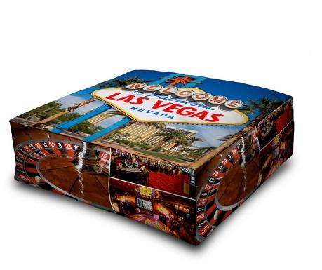 Podlahový vankúš Welcome Las Vegas 60x60 cm