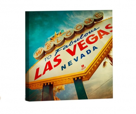 Obraz Las Vegas Nevada 33x33 cm