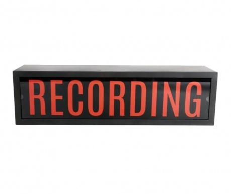 Svetelná dekorácia Recording
