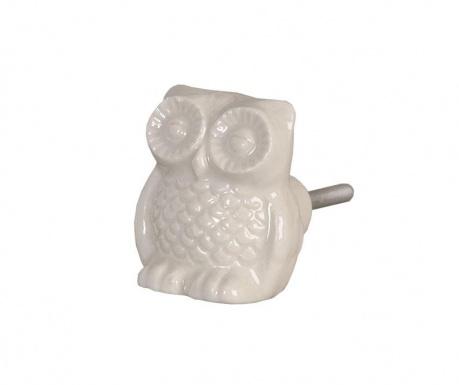 Knoflík na zásuvku Owl