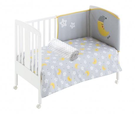 Zestaw łóżeczko i 4 akcesoria Cosmic