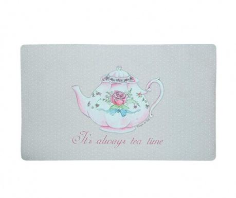 Vchodová rohožka Tea Time 44x73 cm
