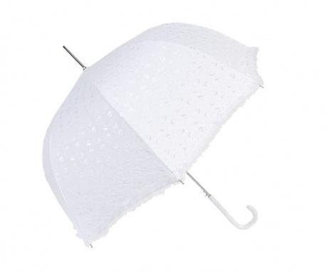 Parasolka White Lace