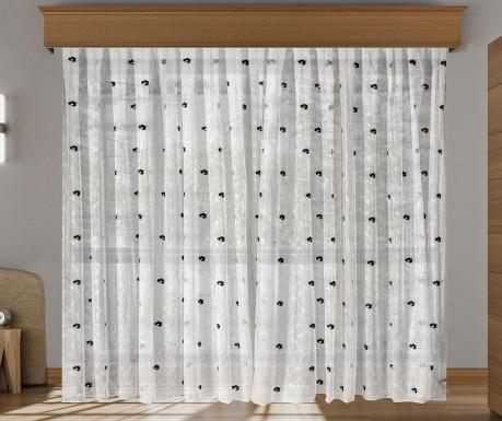 Záclona Carlie 200x260 cm