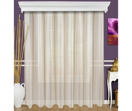 Curtain Pinesse Silver 200x260 cm