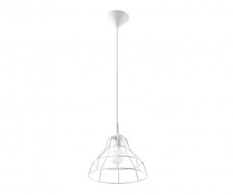 Závesná lampa Asama White
