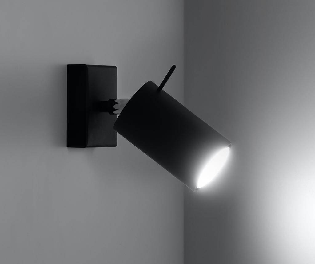 Aplica de perete Etna Black