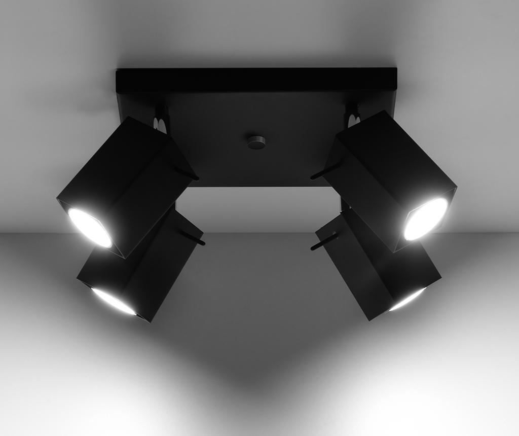 Stropní svítidlo Toscana Four Black