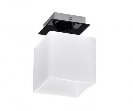 Stropná lampa Square White Black