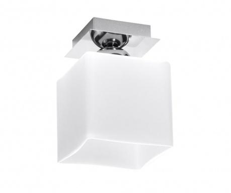 Stropná lampa Square White Chrome