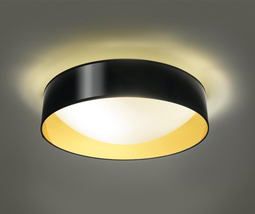 Plafoniera Tiziano Black Golden S