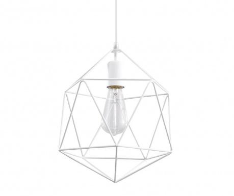 Závesná lampa Donato White