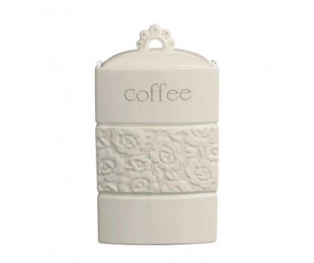 Dóza s vekom na kávu Lacie