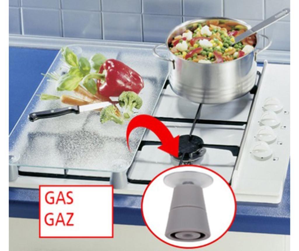 Set 4  držača za zaštitnu ploču štednjaka Misha