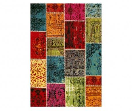 Covor Ethno Multicolor Squares