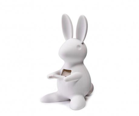 Suport pentru scotch de birou Bunny White