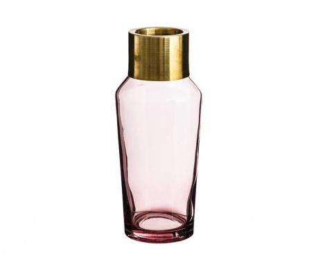 Váza Long Pink Rosa