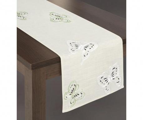 Traversa de masa Bati Cream 40x140 cm