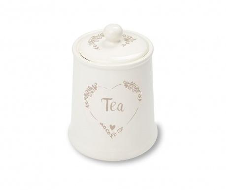 Recipient cu capac pentru ceai Food for Thought