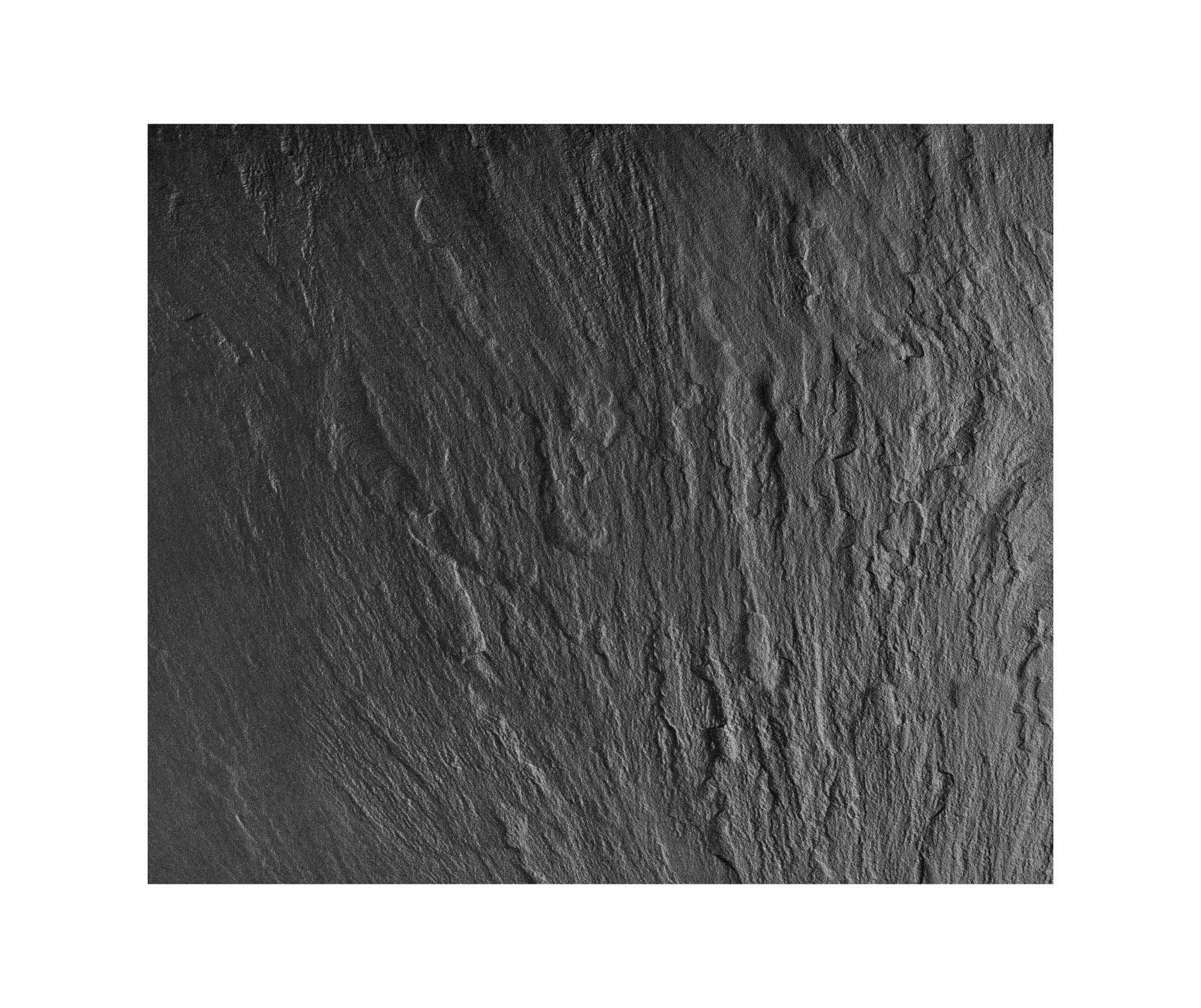 Plansa protectoare pentru perete Slate Rock 50x60 cm - Wenko, Gri & Argintiu