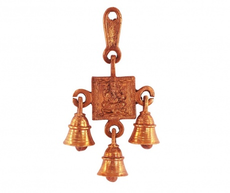 Decoratiune de perete Ganesha Bells Three