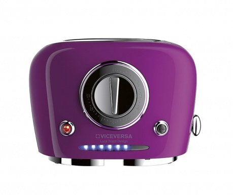 Toaster Tix Pop-up Purple