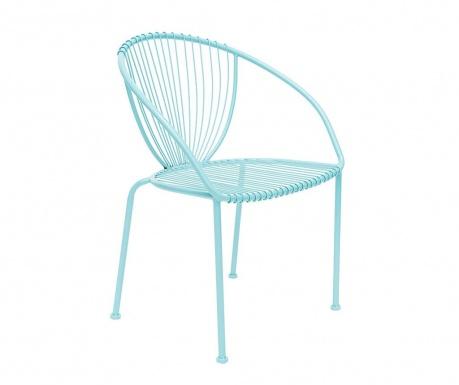 Vrtni stol Solada Light Blue