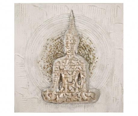 Slika Buddha 80x80 cm