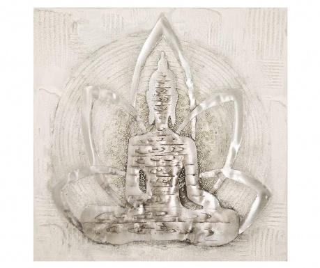 Slika Happy Buddha 80x80 cm