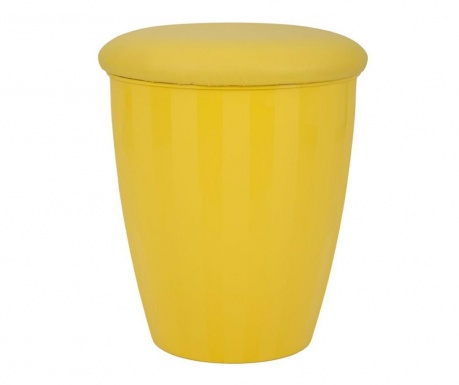 Taboret Easy Yellow