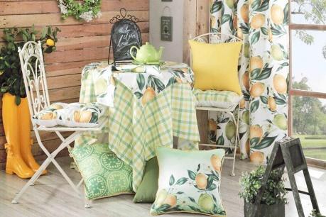 Masa în grădină