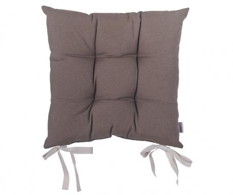 Jastuk za sjedalo Pure Brown 37x37 cm