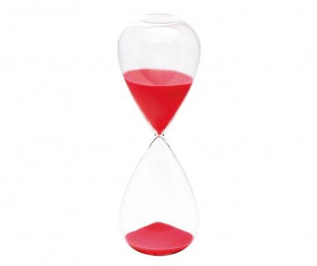 Пясъчен часовник Light Red