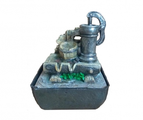Ukrasna fontana Ariete